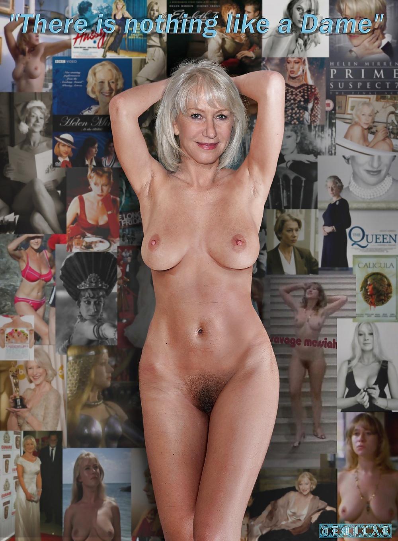Dame mirren nude — pic 11