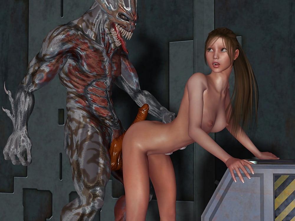 Sci fi sex — 13