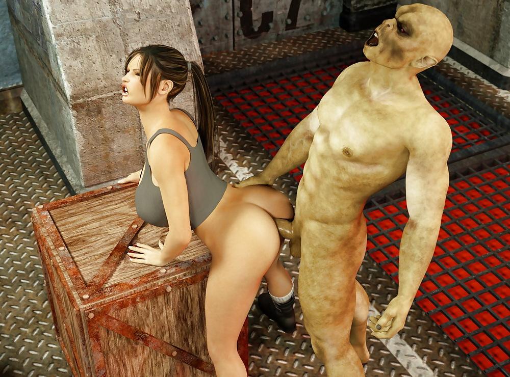 Lara croft tomb raider hentai comics