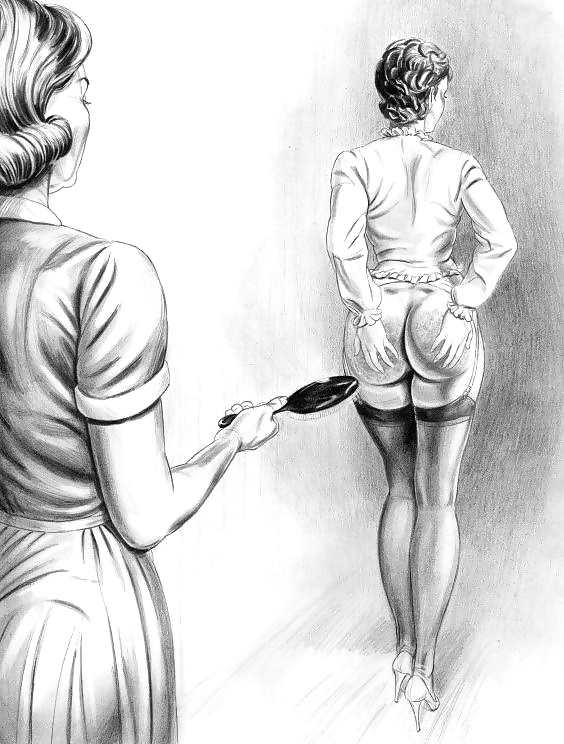 Proper way to erotic spank