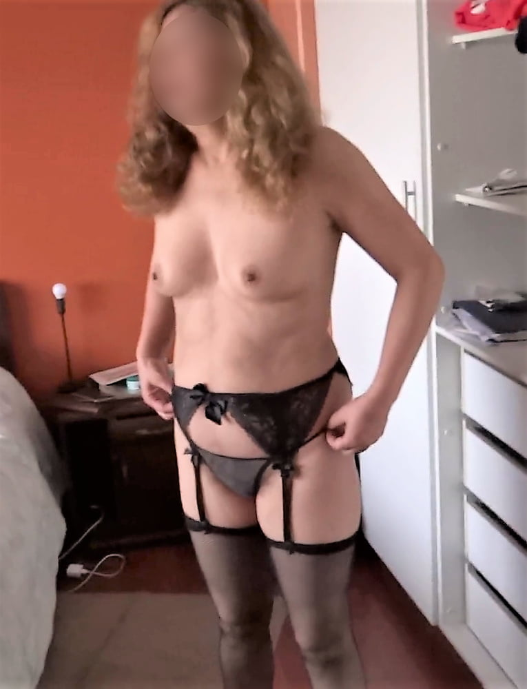 My hairy wife, watch her videos too - 60 Pics