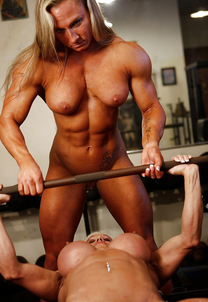 Muscle women bodybuilder escort
