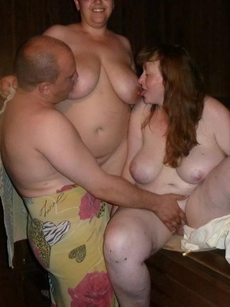 Русские толстушки в бане порно смотреть, порно ролики трахают спящих женщин