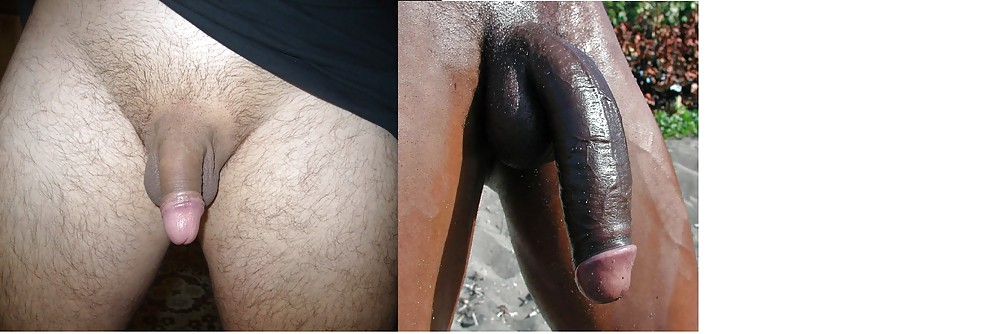 Small cock big dildo