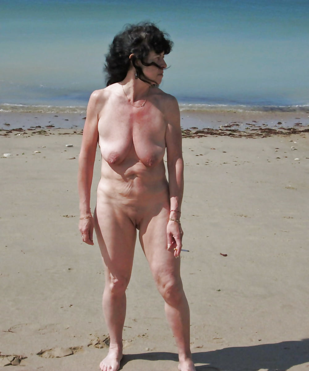 nipples on beach