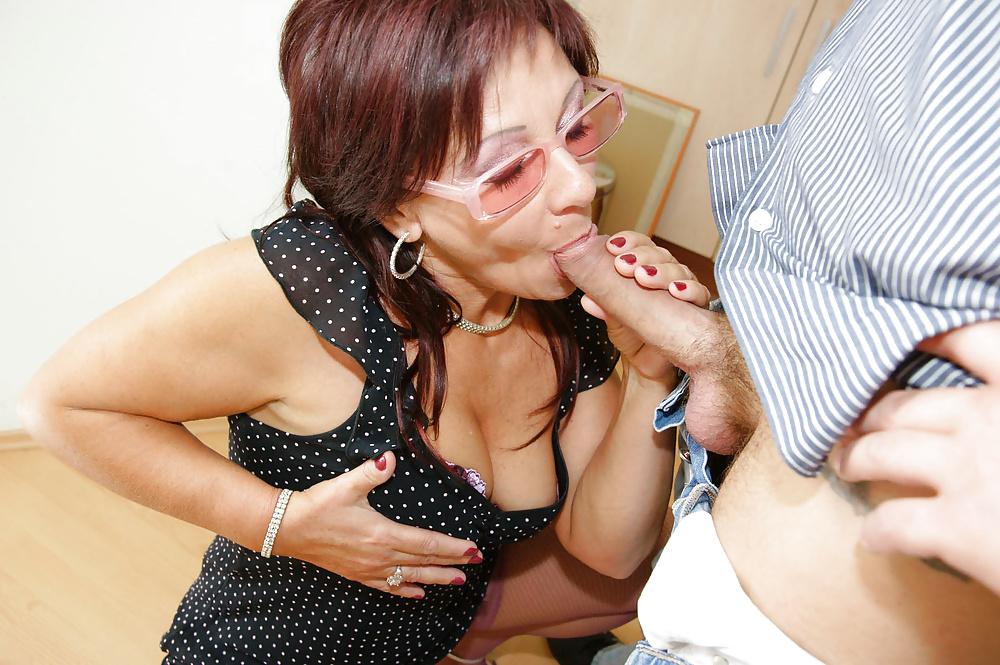 Kinky mature couples