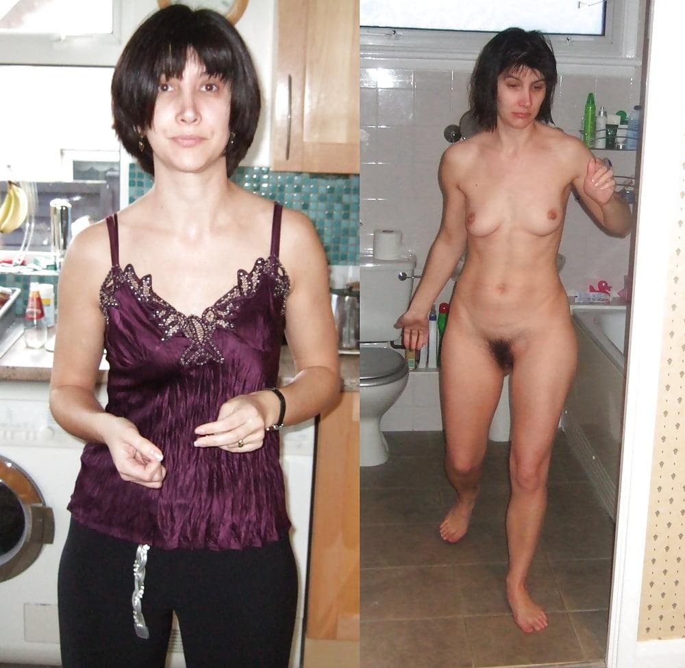 Great sexy body dark haired slut-3322