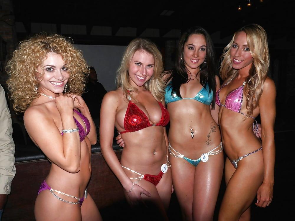 Bbw bikini contest 3