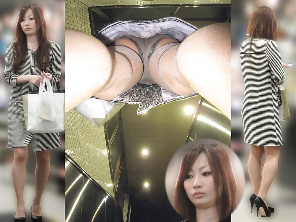Upskirt panties japanese pics