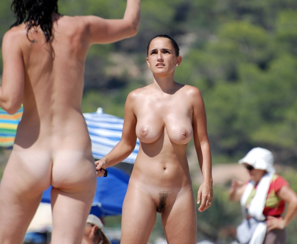 Nude beach volleyball video 8