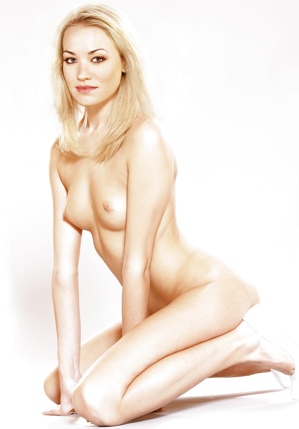Yvonne strahovski nude fakes