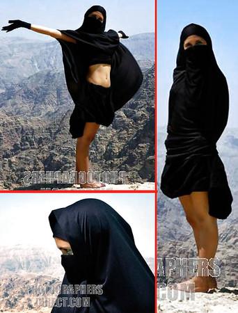hijab niqab jilbab abaya burka arab