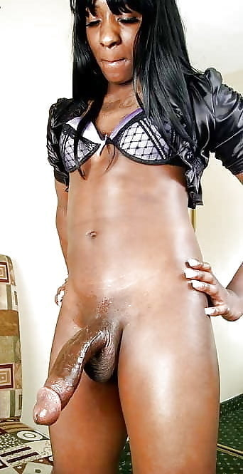 black-shemale-hung-video