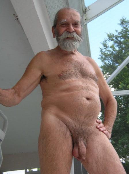 Old Hairy Grandpas