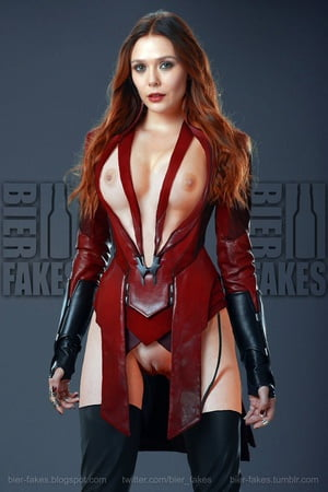 Marvel Nude