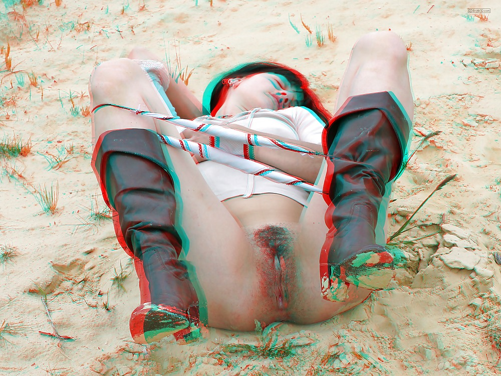 Anaglyph pics