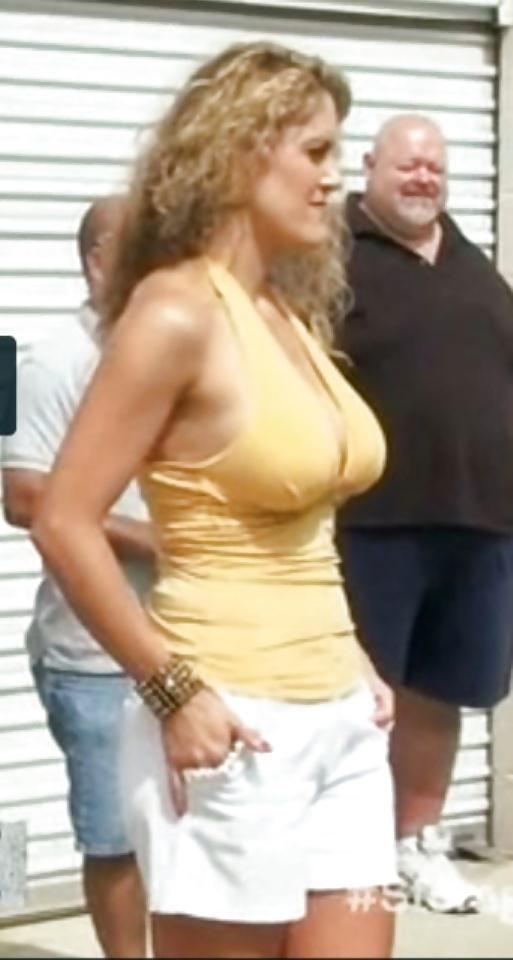 Superstar Brandi Schultz Naked HD