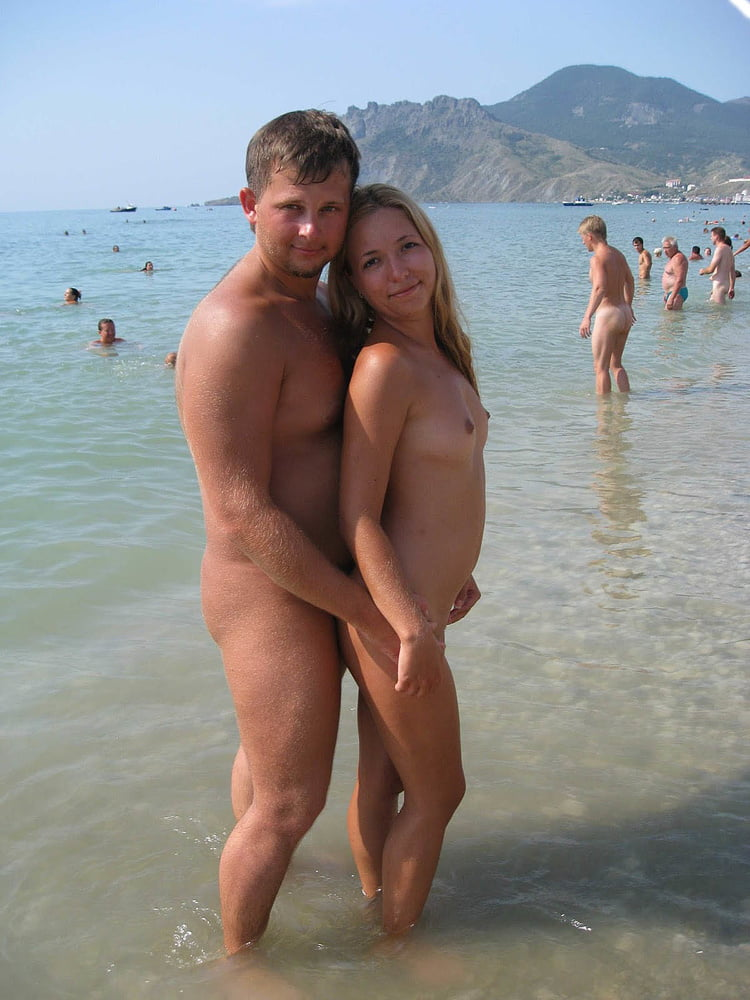 Awesome Nudist Couple On Vacation Amateur Drtuber 1