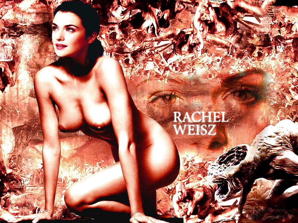 Rachel weisz boob nipple photos gallery