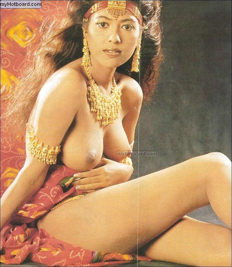 Maya singh vintage model for debonair album in comments
