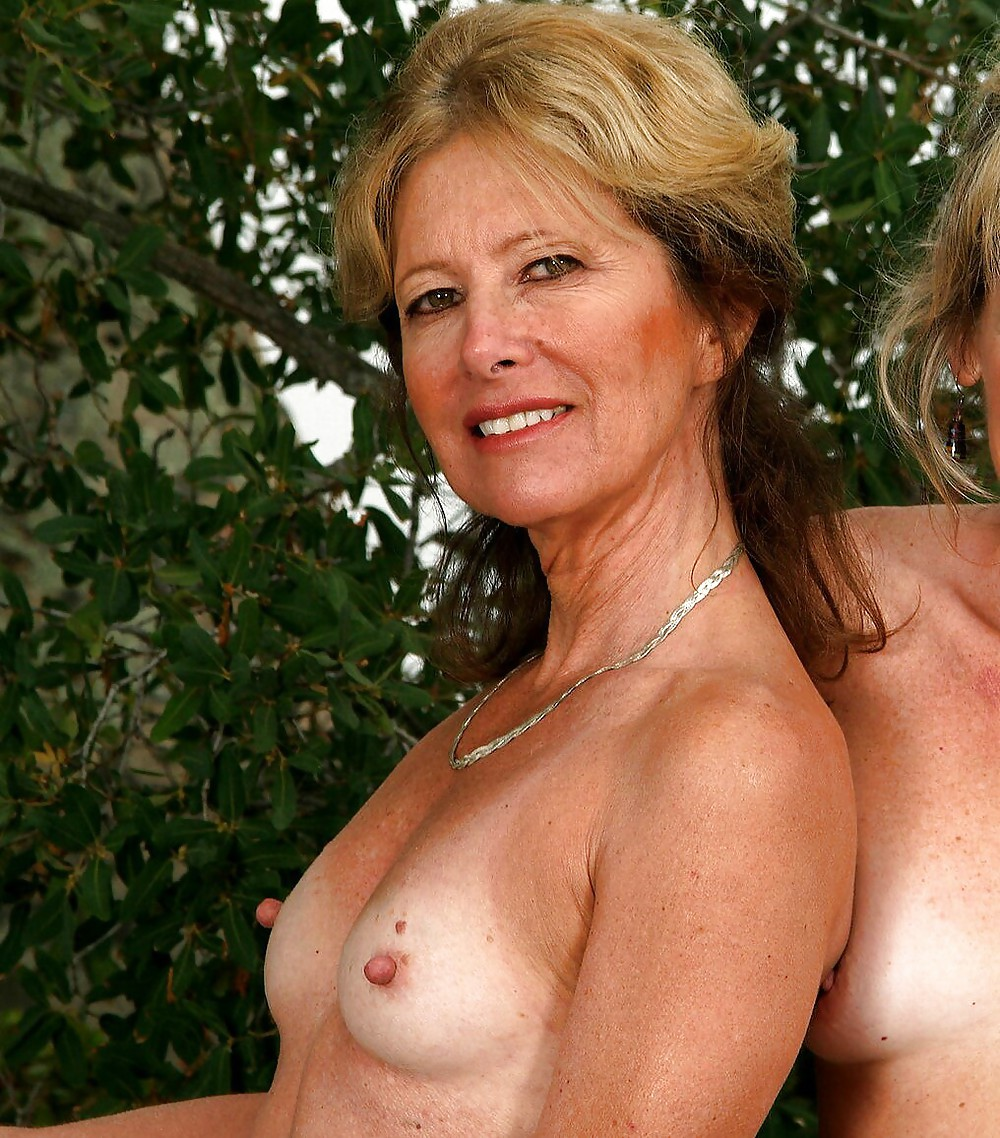 Mature friends nude — photo 12