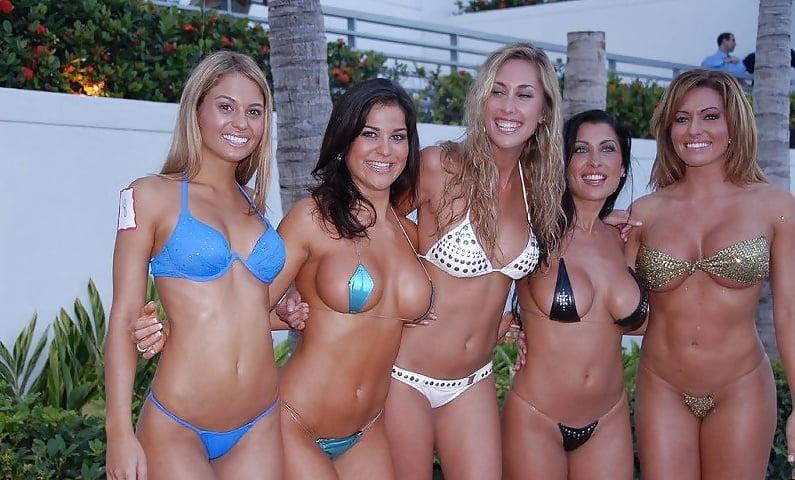 Miss ocean club bikini contest marina bay quincy boston