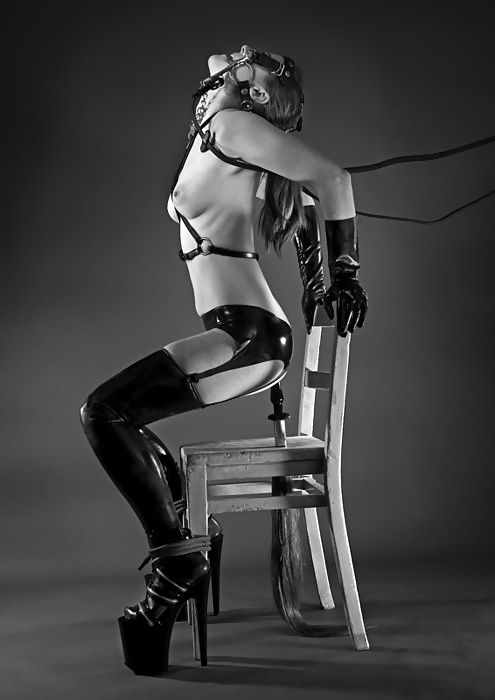 Free stock photo of black and white, fetish, ribbon