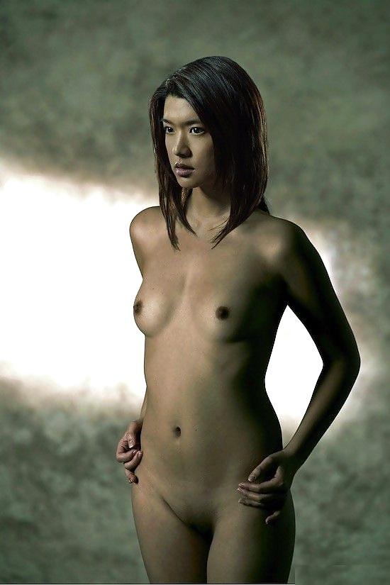 Celebs 014 Hawaii 5os Grace Park Non Nude Fake 32 Pics