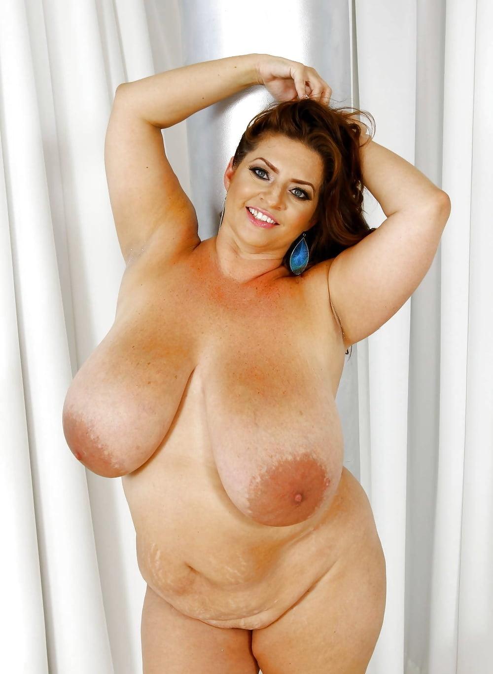 Зрелые грудастые толстушки — photo 1
