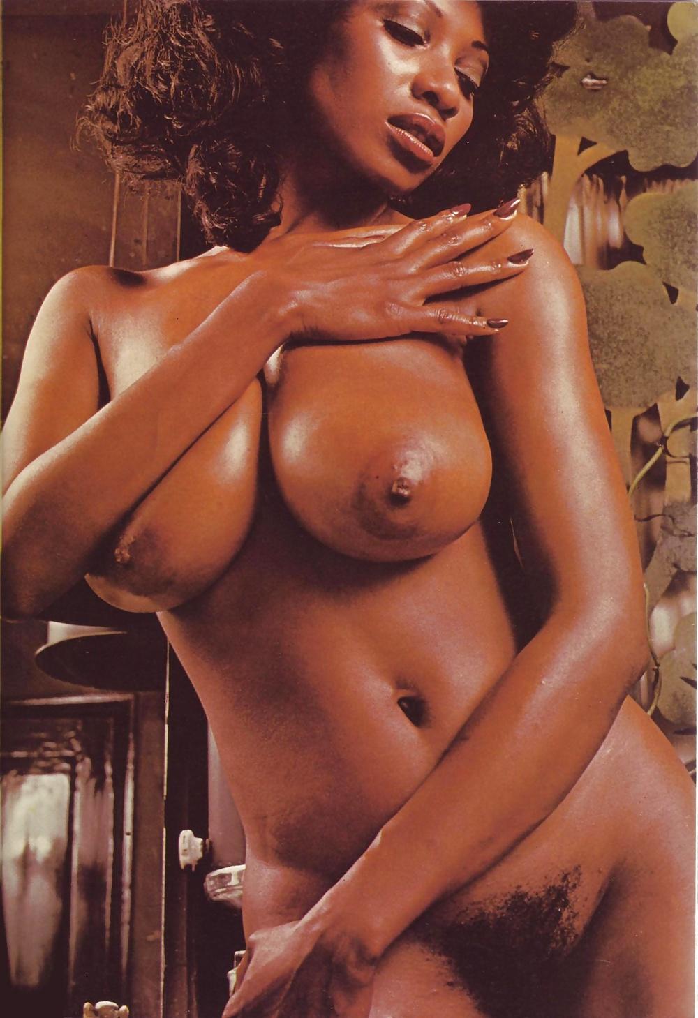 Sylvia Mcfarland Vintage Black Tits