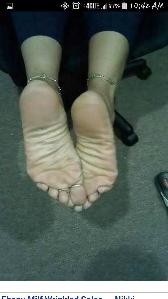Paradise wrinkled sole