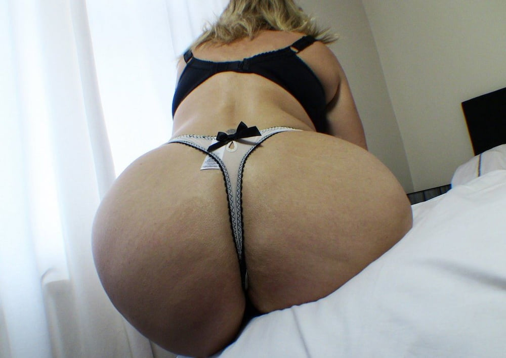 Ass big does look make this thong