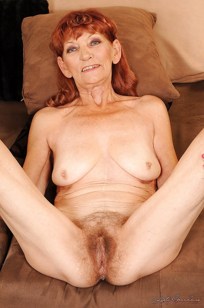 Очень старые и очень зрелые женщины