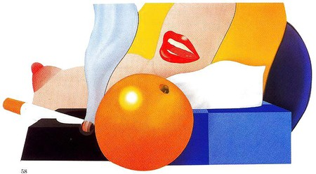 drawn ero and porn art    tom wesselmann for llmo
