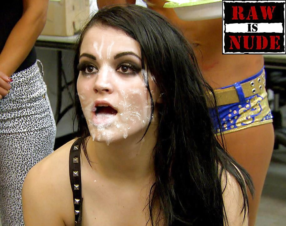 Wwe divas fake nude cum on — pic 9