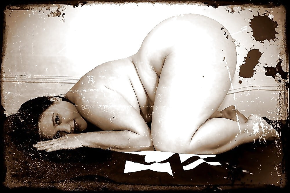 Fat Naked Art Project Artistic Nude Photo By Model David