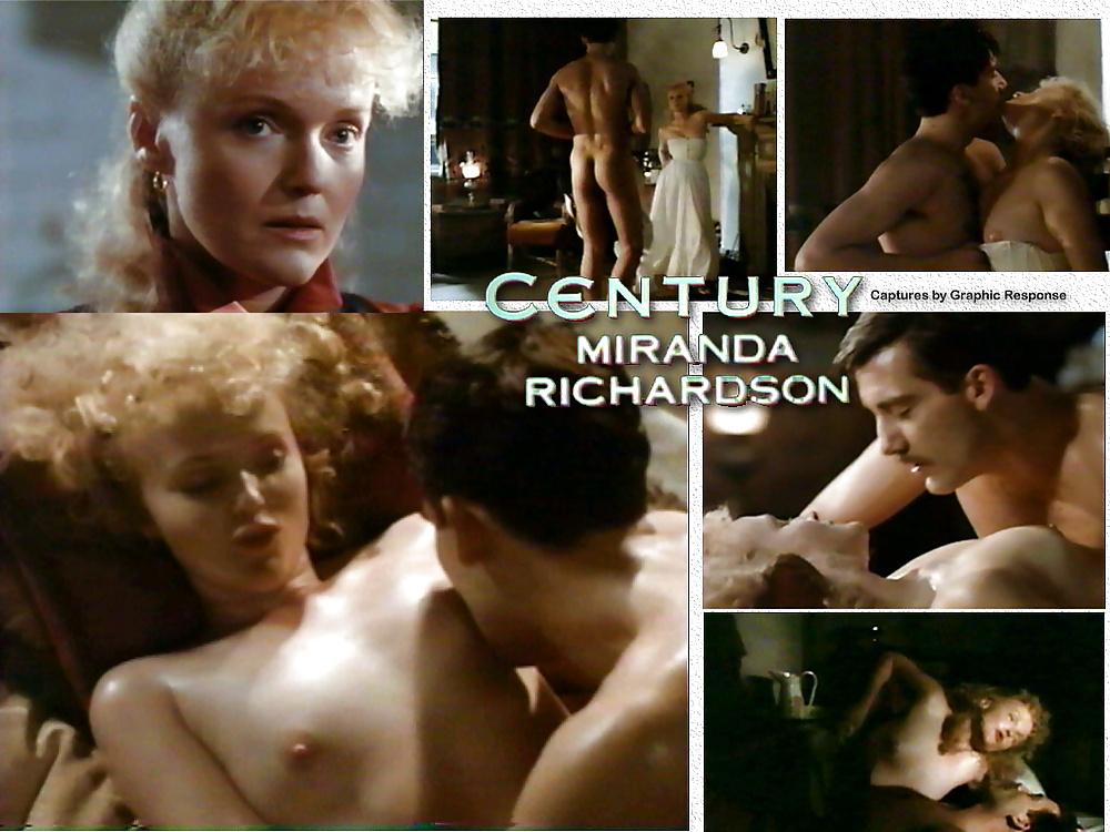 думаю, миранда ричардсон эротическое фото порно видео про