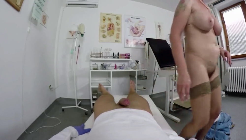 Granny doctor porn