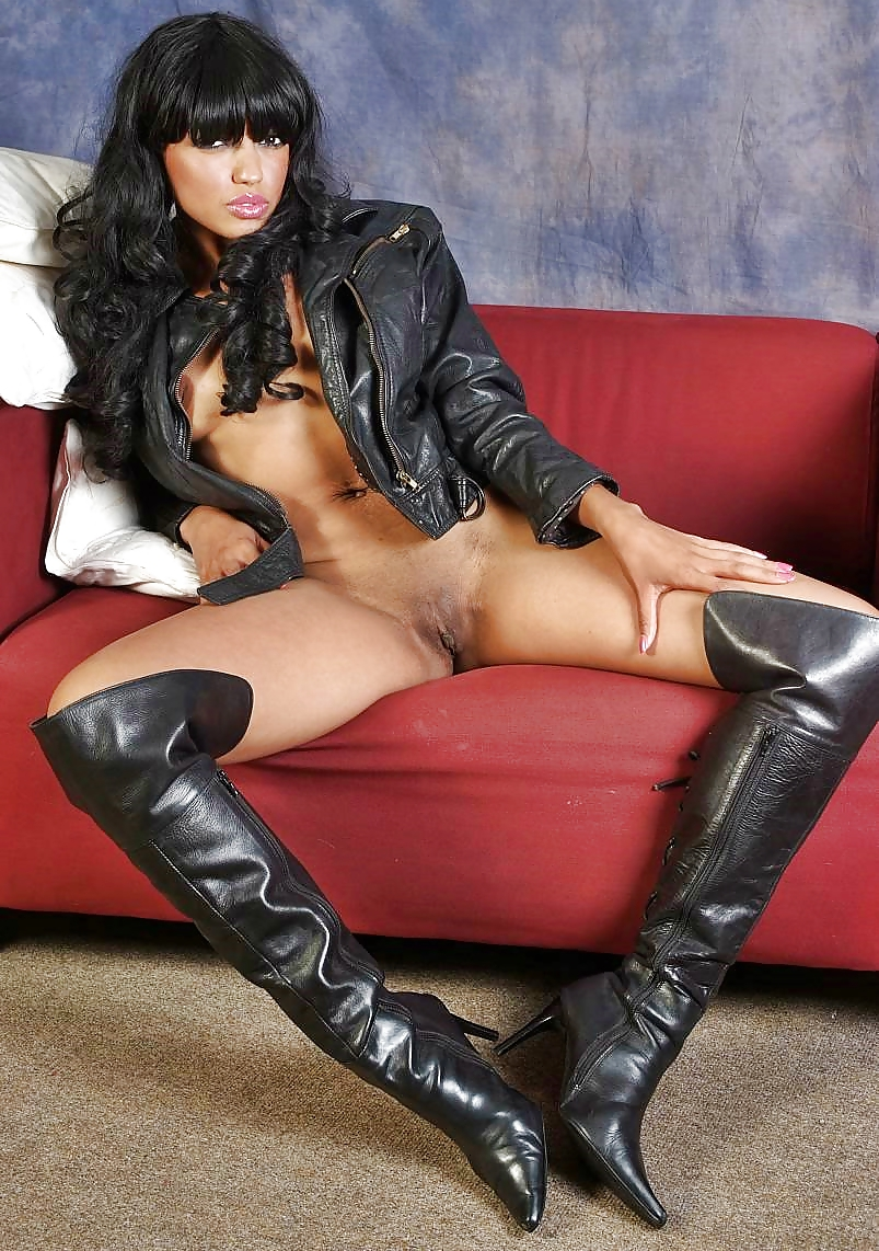 Leather free sex pics