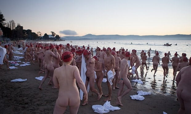 Hobart Two Nudes