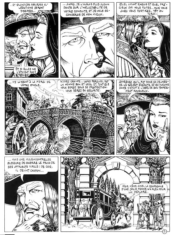 La veuve de buda fesse french vintage - 2 part 2