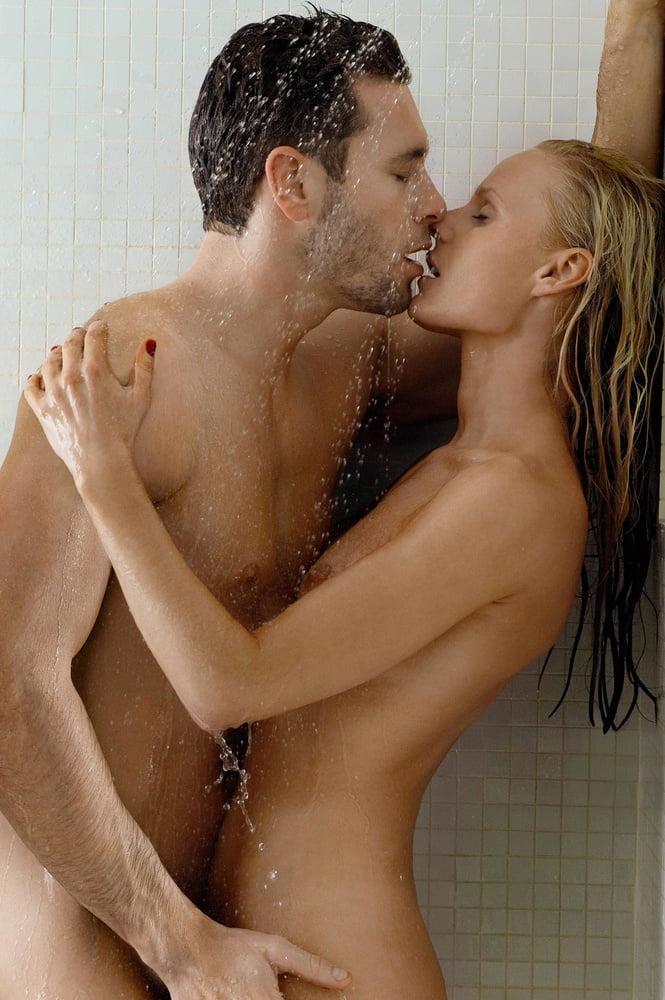 Soft vagina couples naked in shower kissing naked manga