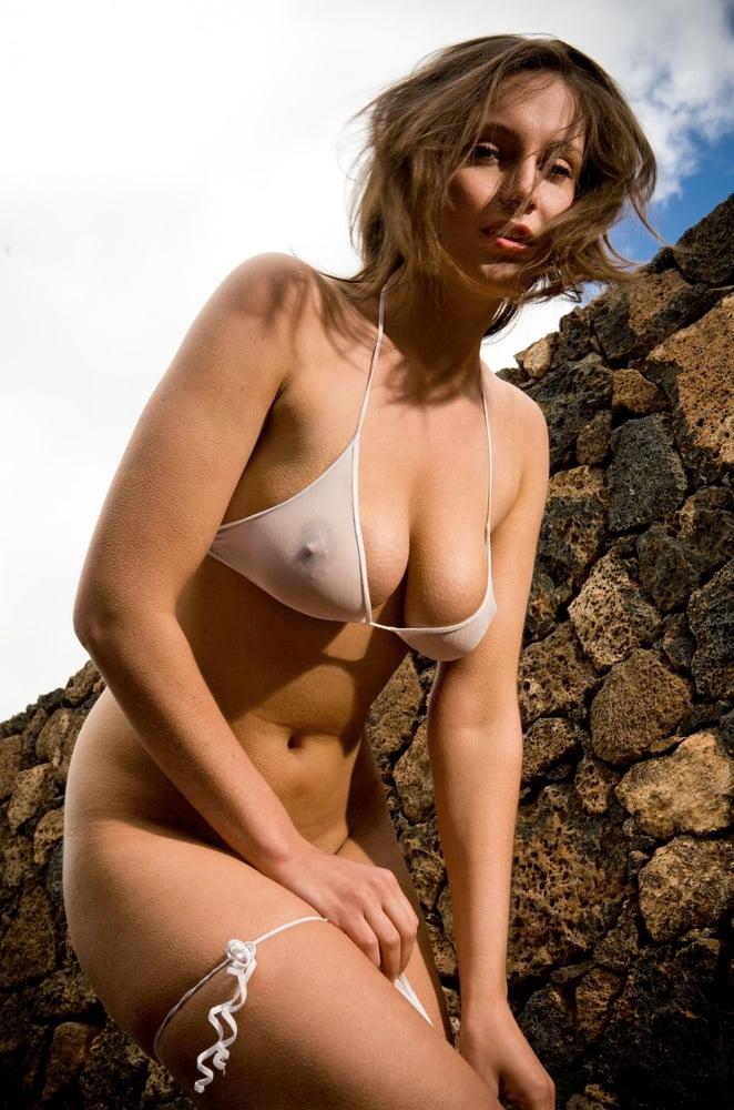 Tall busty nude