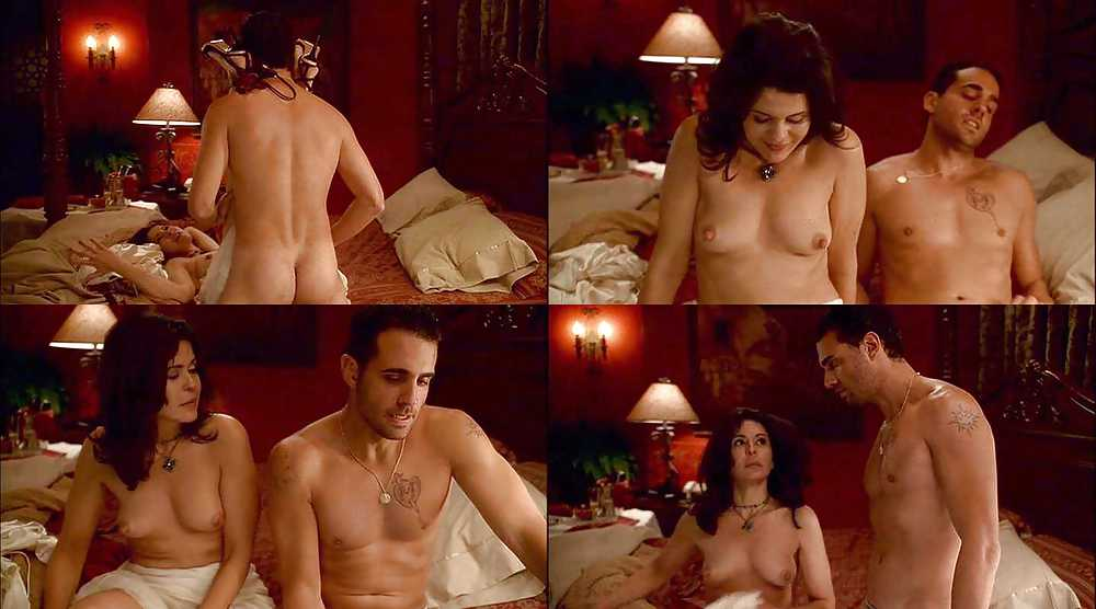 Has maria conchita alonso ever been nude