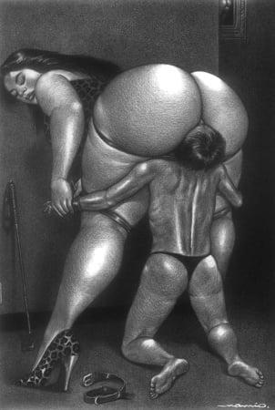 artist Namio fetish
