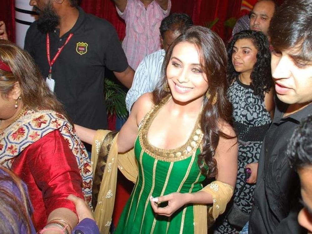 Rani mukherjee naked boobs-1380