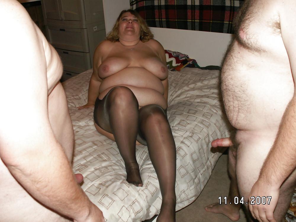 Chubby mature slut wife