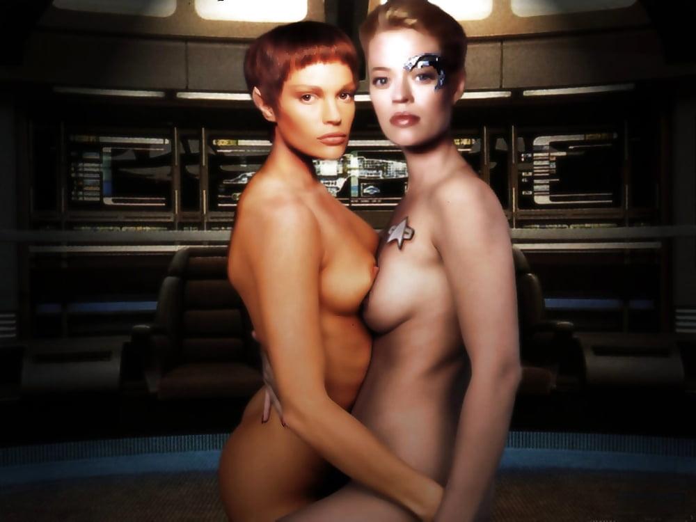 Star trek porn faked pics