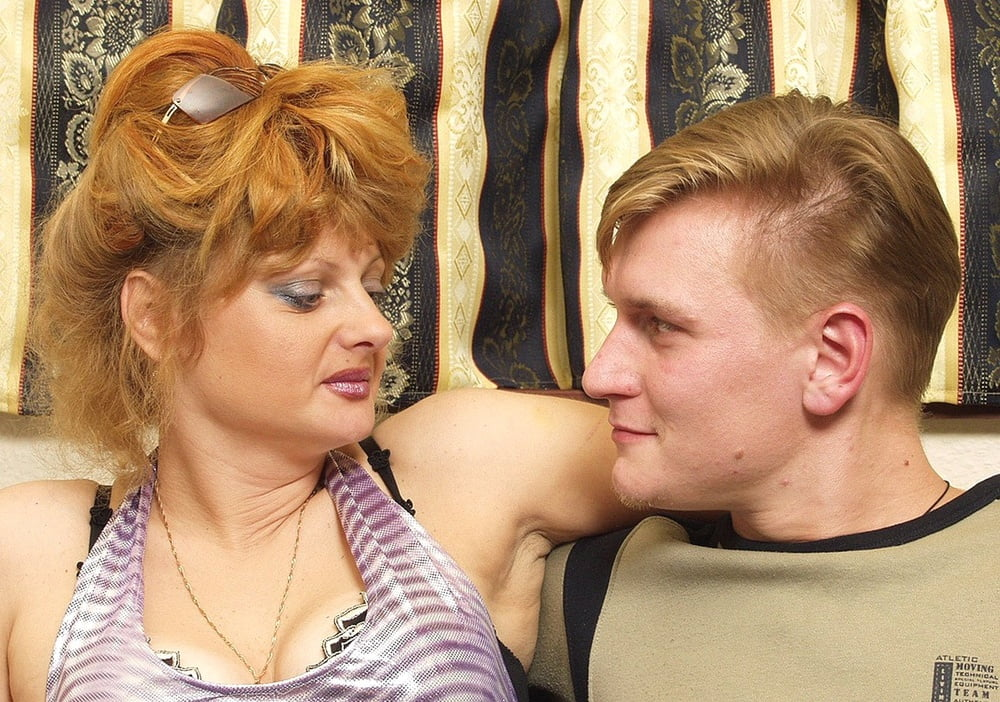 Russian mommies prefer young stallions - 219 Pics