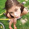 Petite girl